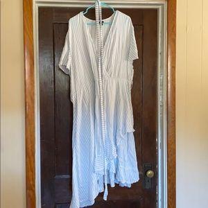Torrid Striped Dress